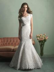 M520 Allure Modest Bridal Collection