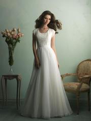 M521 Allure Modest Bridal Collection