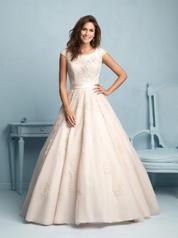 M530 Allure Modest Bridal Collection