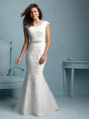 M534 Allure Modest Bridal Collection