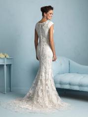 Gracia Ivory/Silver back
