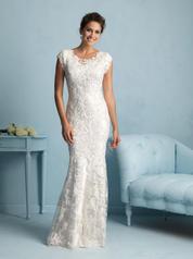 M536 Allure Modest Bridal Collection