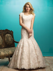 M540 Allure Modest Bridal Collection