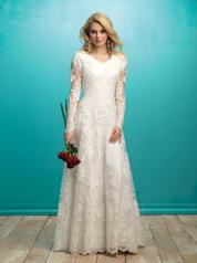 M541 Allure Modest Bridal Collection