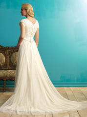 Freesia Gold/Ivory/Silver back