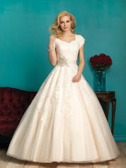 M544 Allure Modest Bridal Collection