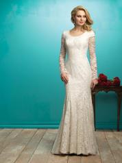 M545 Allure Modest Bridal Collection