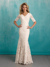 M551 Allure Modest Bridal Collection