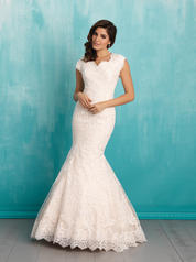 M556 Allure Modest Bridal Collection