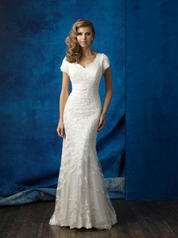 M560 Allure Modest Bridal Collection
