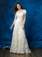 M562 Allure Modest Bridal Collection