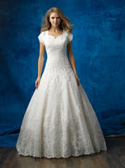 M563 Allure Modest Bridal Collection