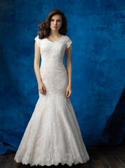 M565 Allure Modest Bridal Collection