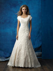 M566 Allure Modest Bridal Collection