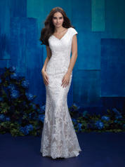M570 Allure Modest Bridal Collection