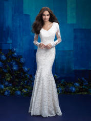 M571 Allure Modest Bridal Collection