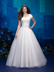 M572 Allure Modest Bridal Collection