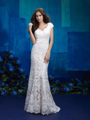 M573 Allure Modest Bridal Collection