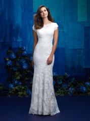 M574 Allure Modest Bridal Collection
