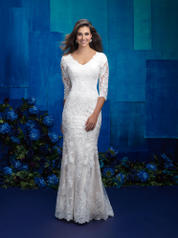 M576 Allure Modest Bridal Collection