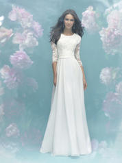 M581 Allure Modest Bridal Collection