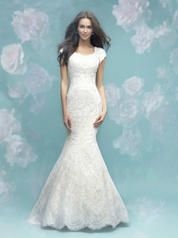 M582 Allure Modest Bridal Collection