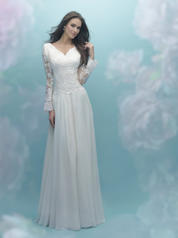 M584 Allure Modest Bridal Collection