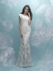 M585 Allure Modest Bridal Collection