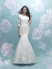 M586 Allure Modest Bridal Collection