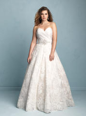 W351 Allure Women's Bridal Collection