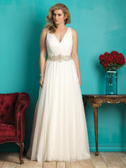 W362 Allure Women's Bridal Collection