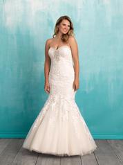 W371 Allure Women's Bridal Collection