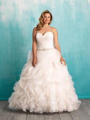 W374 Allure Women's Bridal Collection