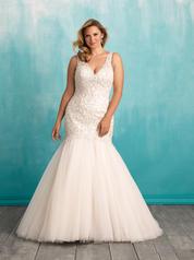 W377 Allure Women's Bridal Collection