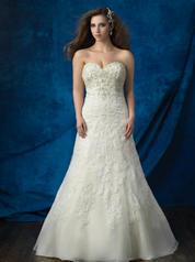 W382 Allure Women's Bridal Collection