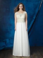 W384 Allure Women's Bridal Collection