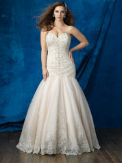 W387 Allure Women's Bridal Collection