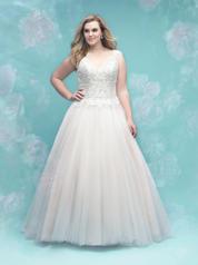 W403 Allure Women's Bridal Collection