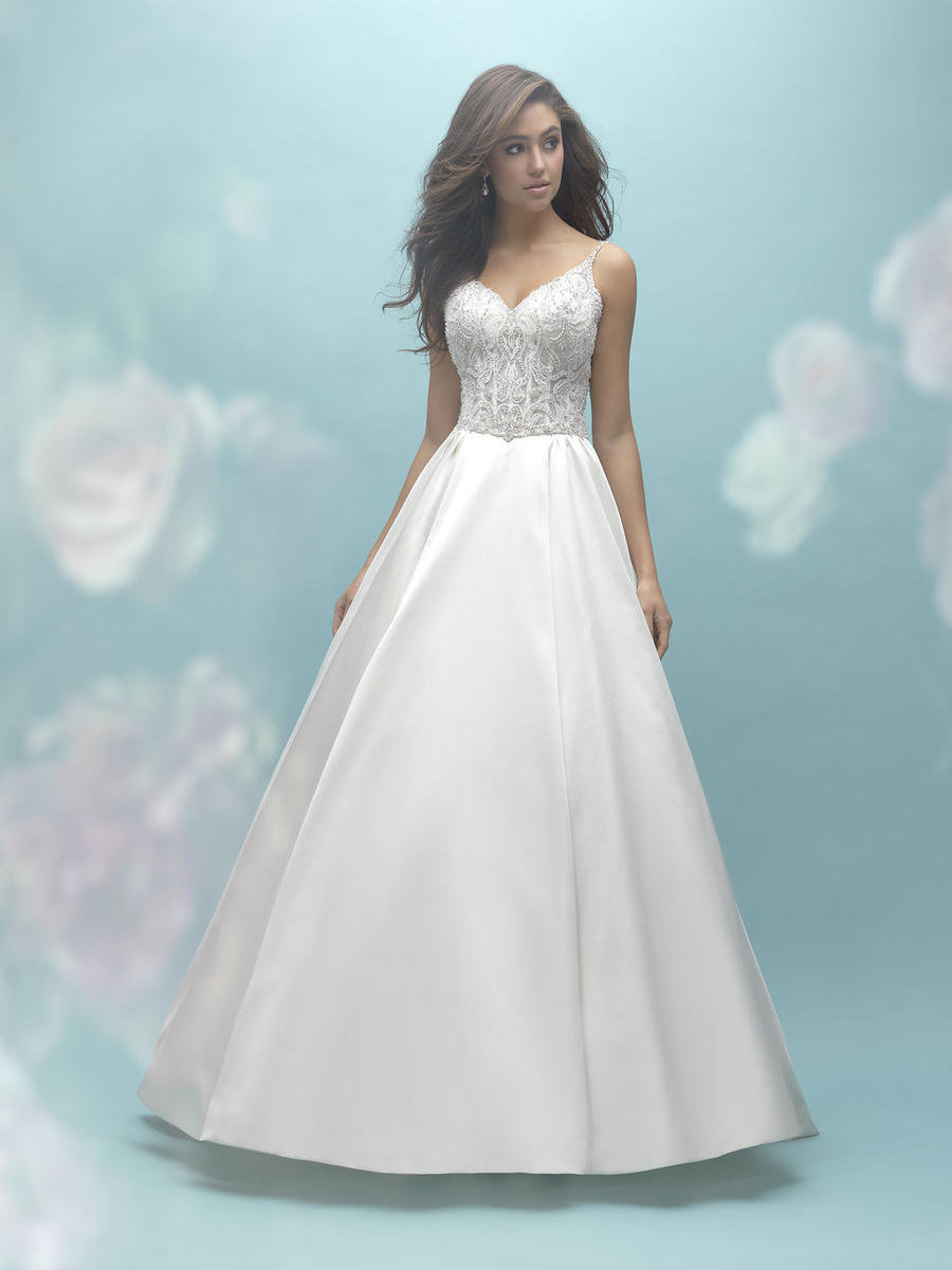 Allure bridals 9454 allure bridal collection starlet prom for Wedding dresses in santa rosa ca