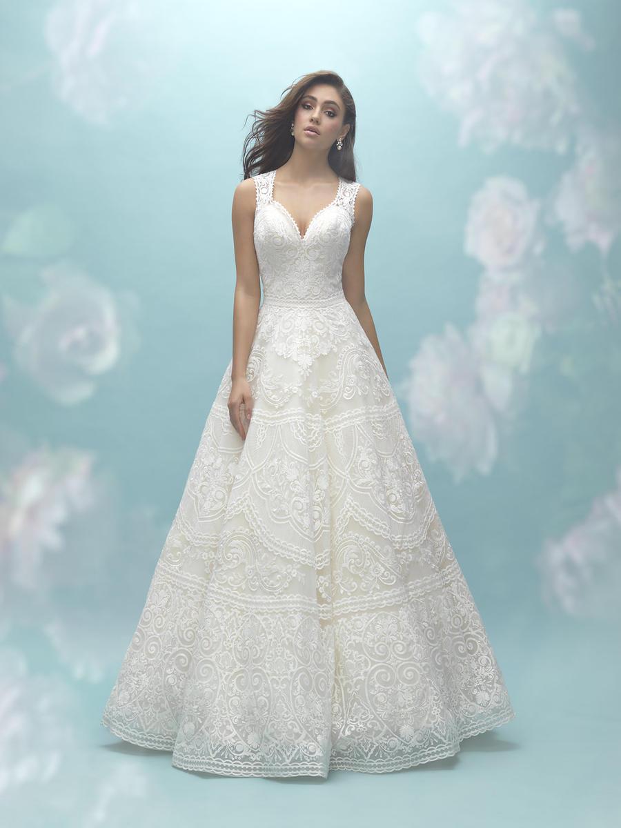 Allure Bridals 9457 Allure Bridal Collection Gesinees Bridal-Prom Dresses,Bridal dresses ...