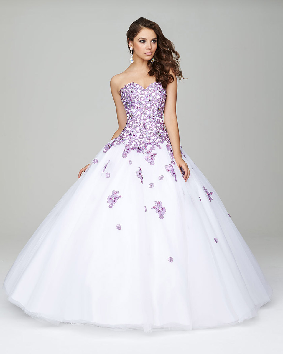 Allure Modest Wedding Gowns: Allure Quineanera Q458 Allure Quinceañera Perfect Fit