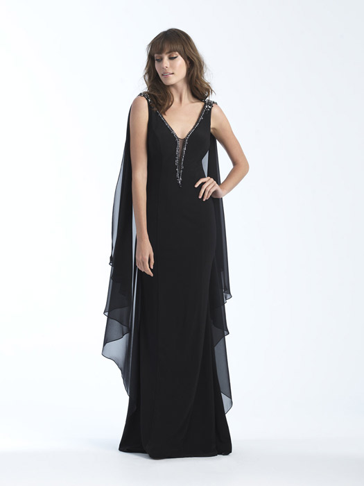 Madison James Evening Gown 18-741