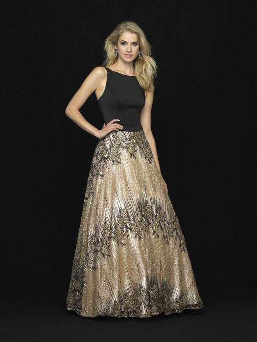 Madison James Prom dress 18-744
