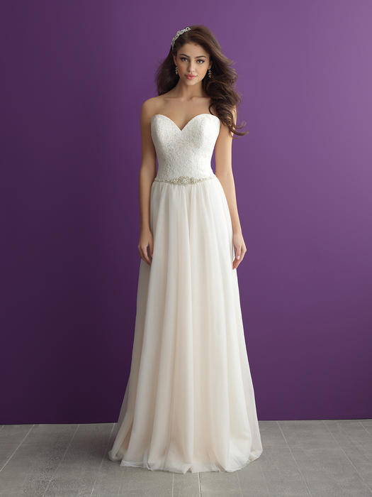 Romance Bridal by Allure
