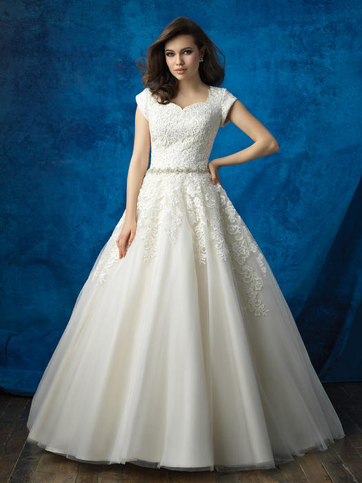Allure Modest The Wedding Bell Tacoma Wa Bridal Gowns