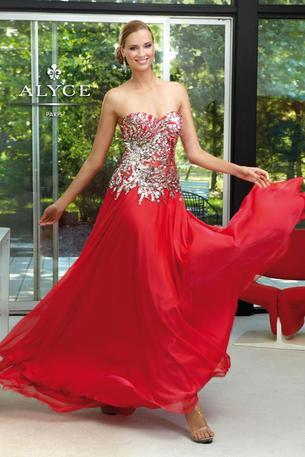 Alyce Prom Dress 6087