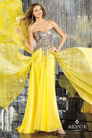 Alyce Prom Dress 6131