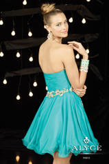 3625 Light Turquoise back