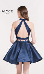 3735 Navy Blue back
