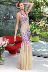 6047 Alyce Paris Prom